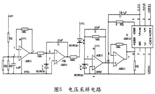 (2)电流采样电路