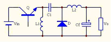 直流开关电源的拓扑结构