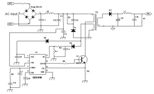 ac/dc转换器解决方案