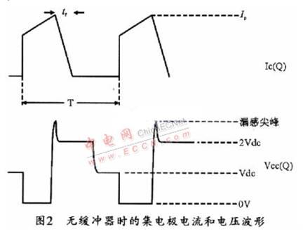 开关电源中rc缓冲电路的设计