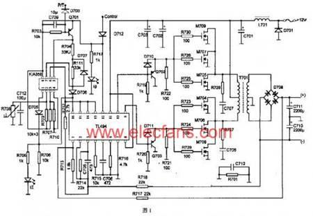功放电路也采用ocl电路