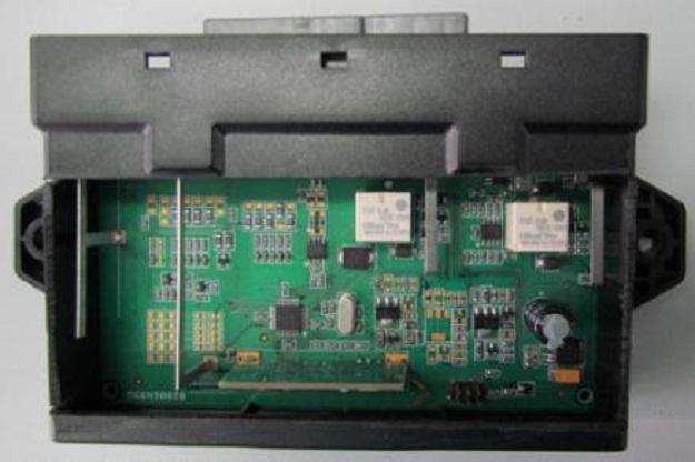 控制器由pcba(集成电路板)和上